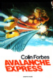 Cover of Avalanche Express