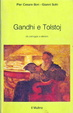 Cover of Gandhi e Tolstoj