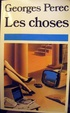 Cover of Les Choses