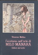 Cover of L'erotismo nell'arte di Milo Manara