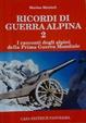 Cover of Ricordi di guerra alpina - vol. 2