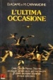 Cover of L'ultima occasione