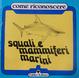 Cover of Squali e mammiferi marini