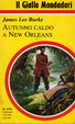 Cover of Autunno caldo a New Orleans