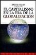 Cover of El capitalismo en la era de la globalización