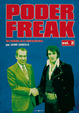 Cover of Poder freak: Una crónica de la contracultura, Vol. 2