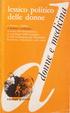 Cover of Lessico politico delle donne vol. 2Donne e medicina