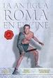 Cover of La antigua roma en el cine