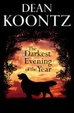 Cover of The Darkest Evening of the Year