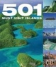 Cover of 501 Must-visit Islands