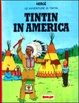 Cover of Tintin in America