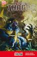 Cover of L'ascesa di Thanos vol. 2