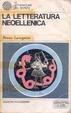 Cover of La letteratura neoellenica