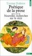Cover of Poétique de la prose (choix)