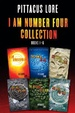 Cover of I Am Number Four Collection, Books 1-6