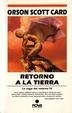 Cover of Retorno a la Tierra