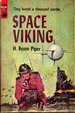 Cover of Space Viking