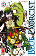 Cover of Blue Exorcist vol. 10