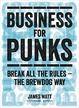 Cover of Business for Punks
