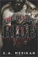 Cover of The Devil's Ride