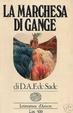 Cover of La marchesa di Gange