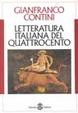 Cover of Letteratura italiana del Quattrocento