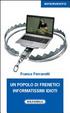 Cover of Un popolo di frenetici informatissimi idioti