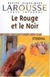 Cover of Le Rouge Et Le Noir