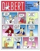 Cover of Dilbert - A Treasury of Sunday Strips