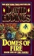 Cover of Domes of Fire: Book One of the Tamu