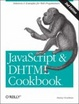 Cover of JavaScript & DHTML Cookbook