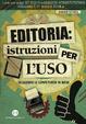 Cover of Editoria: istruzioni per l'uso