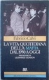 Cover of La vita quotidiana della mafia dal 1950 ad oggi