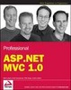 Cover of Professional ASP.NET MVC 1.0