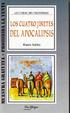 Cover of Los cuatro jinetes del Apocalipsis