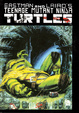 Cover of Teenage Mutant Ninja Turtles vol. 4