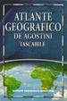 Cover of Atlante geografico tascabile De Agostini