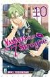 Cover of Yamada-kun e le 7 streghe vol. 10