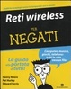 Cover of Reti wireless per negati