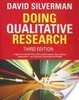 Cover of Doing Qualitative Research 3rd edition