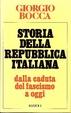 Cover of Storia della Repubblica italiana