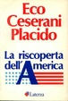 Cover of La riscoperta dell'America