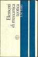 Cover of Elementi di meccanica teorica
