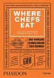 Cover of Where Chefs Eat