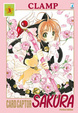 Cover of Card Captor Sakura Perfect Edition vol. 3