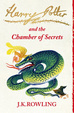 Cover of Harry Potter and the Chamber of Secrets