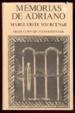Cover of Memorias de Adriano
