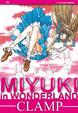 Cover of Miyuki in Wonderland