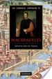 Cover of The Cambridge Companion to Machiavelli