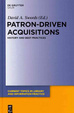 Cover of Patron-driven acquisitions